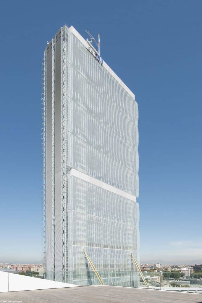 Allianz Towers Arata isozaki