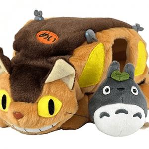 Catbus Plush from Totoro