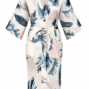Kimono Robe Smooth & Luxurious