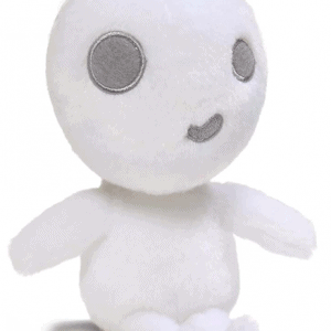 Princess Mononoke Plush – Kodama Forest Spirit
