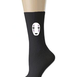 Spirited Away Socks with Kaonashi