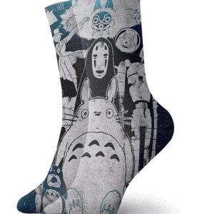 Studio Ghibli Socks – All Characters