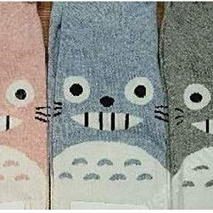 Totoro Socks – Women's set