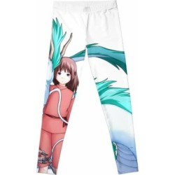 Spirited Away Leggings