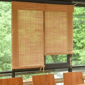 Bamboo Blinds by GX & XD