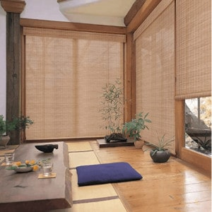 Bamboo Blinds By PLLP