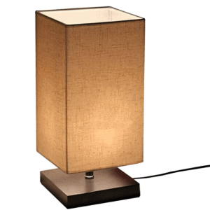 Surpars House Minimalist Solid Wood Table Japanese Lamp