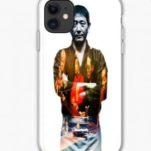 Midnight Diner Master iPhone Case