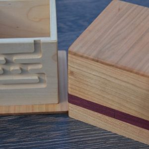 Solid Puzzle Box 36 moves