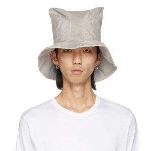 VISVIM Taupe Cheshire Hat