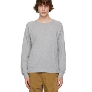 VISVIM Grey JV Sweatshirt