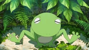 Eccentric Family Frog
